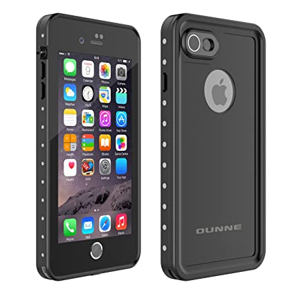premium selection 79e6c 0f333 OUNNE iPhone 7/8 Waterproof Case, Underwater Full Sealed Cover Snowproof  Shockproof Dirtproof IP68 Certified Waterproof Case for iPhone 7/8 4.7 inch