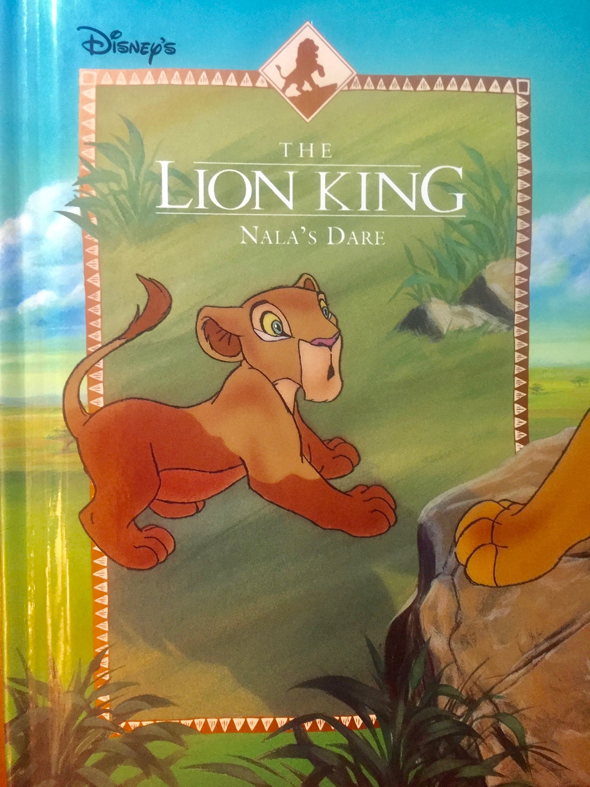 Nalas Dare Disneys The Lion King Amazoncouk Joanne