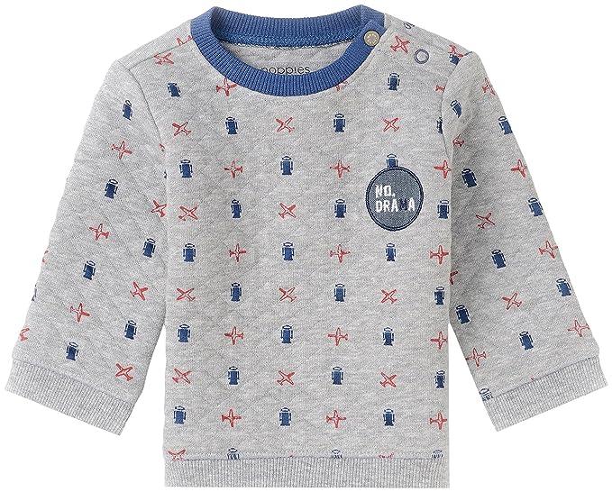 Noppies Baby Jungen Sweatshirt B Sweater Ls Vernal AOP