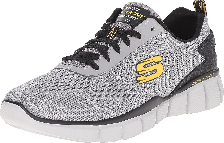 Skechers Equalizer 2.0 Settle The Scor, Sneaker Uomo