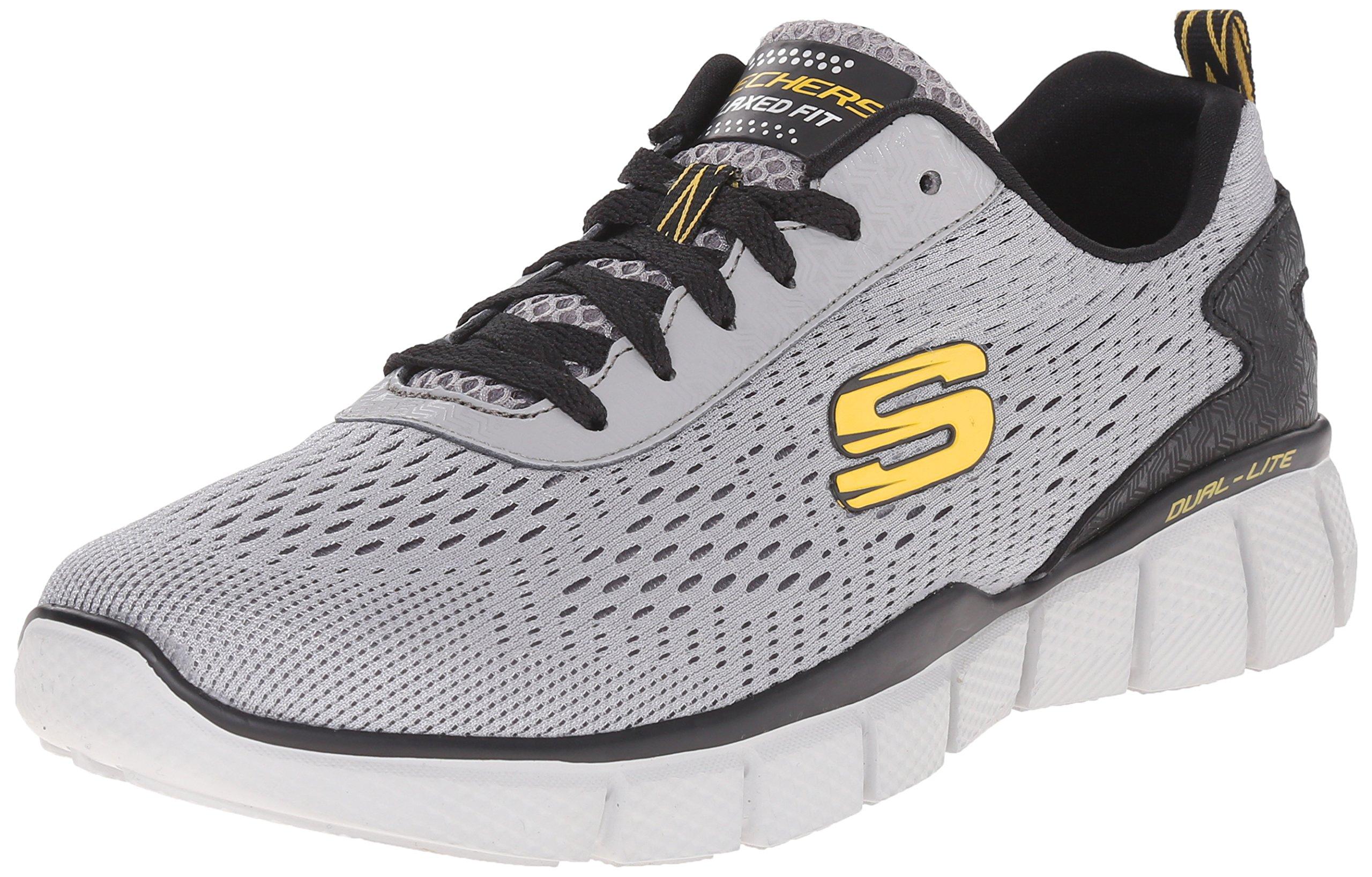 Skechers Equalizer Settle The Score Men's Trainers Sneaker GYYL, Shoe Size:EUR 39