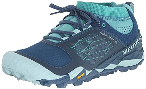 Merrell All out Terra Trail - Zapatillas de Running de Material sintético Mujer: Amazon.es: Zapatos y complementos
