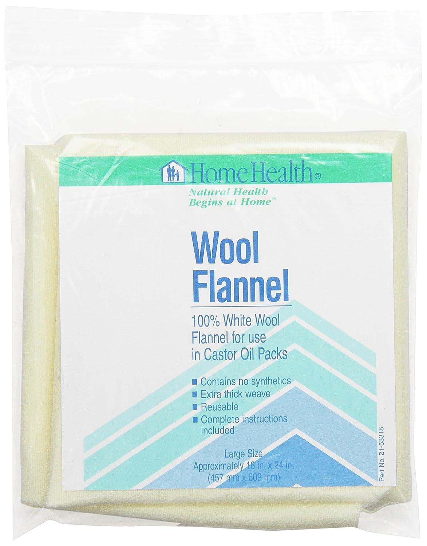 Home Health Wool Flannel, Large by Home Health: Amazon.es: Salud y cuidado personal