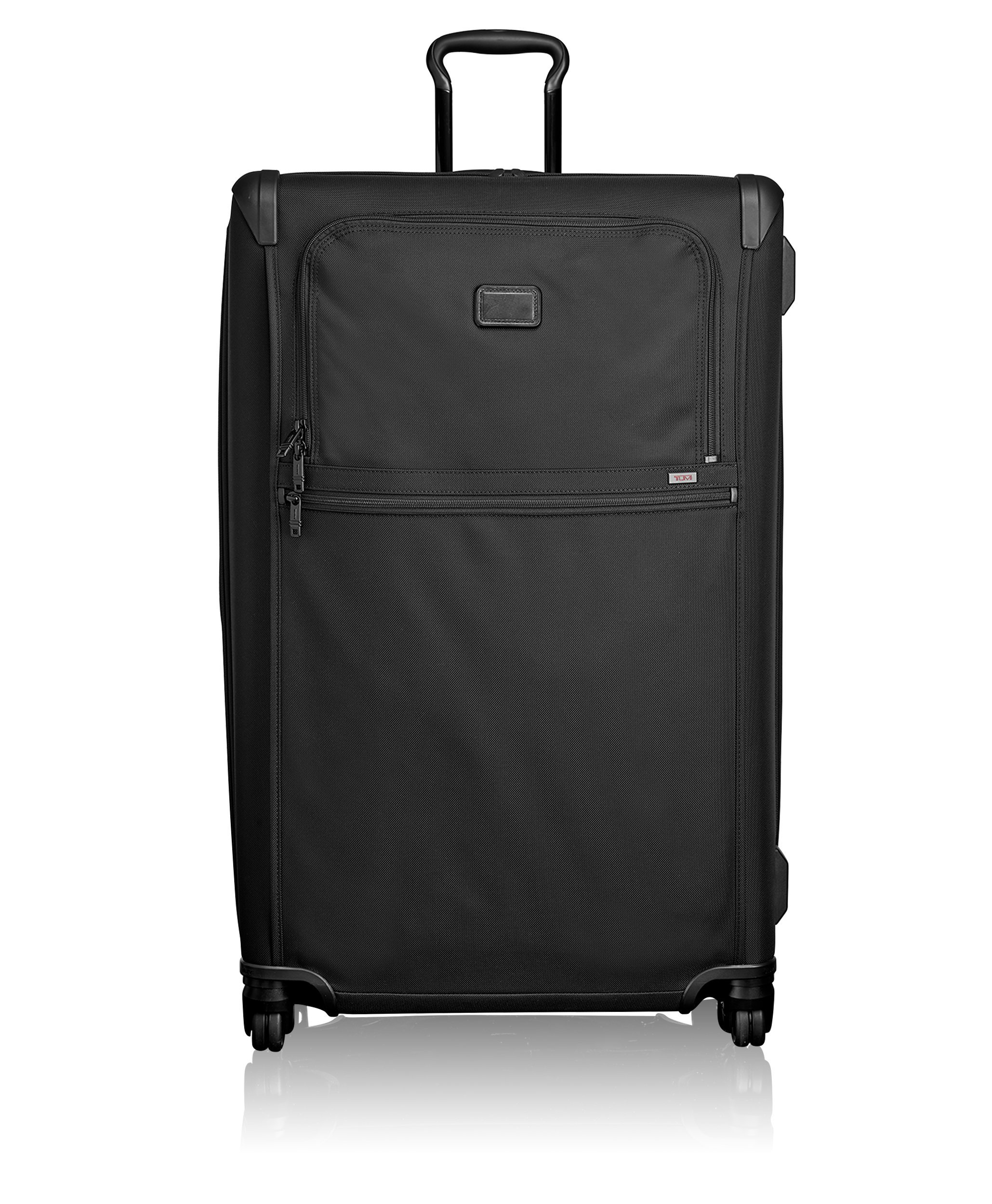 Tumi Alpha 2 Worldwide Trip Expandable 4 Wheel Packing Case, Black, One Size
