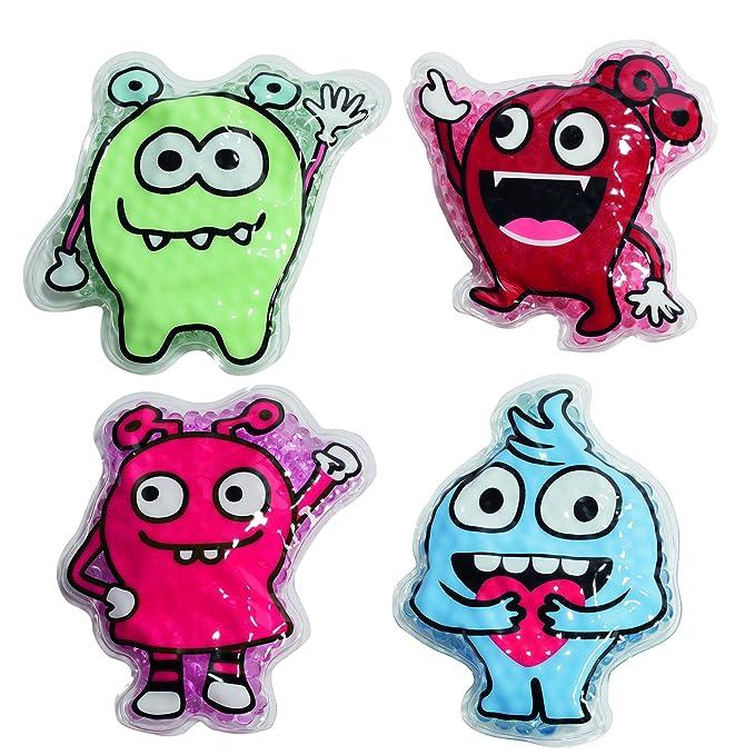 4 Diferentes divertido funda Monster (frío/Productos ressen ...