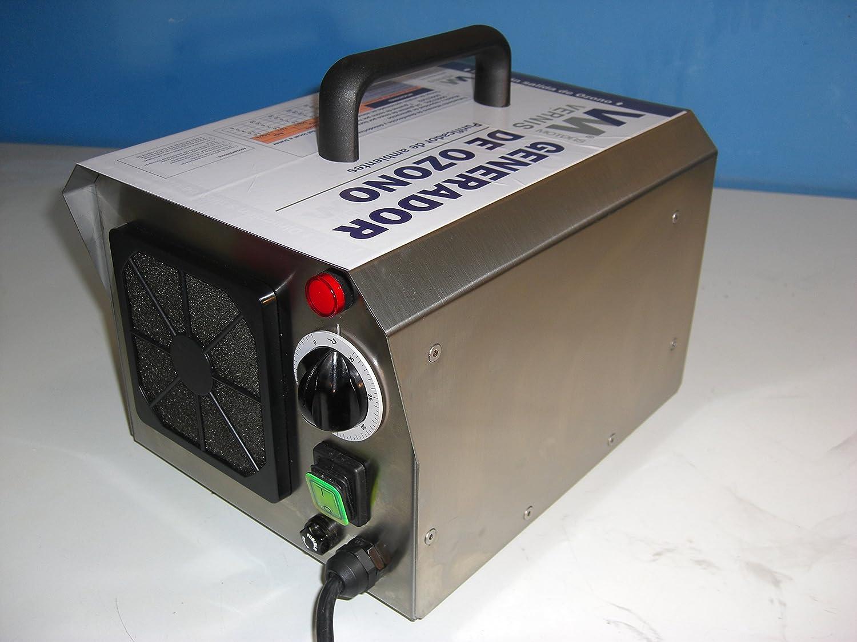 Generador ozono casero para eliminar olores y bacterias ...