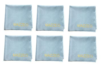3 Pack Reuseable Micro Fiber Cleaning Cloths for iPhone ipad,Phone Tablet TV