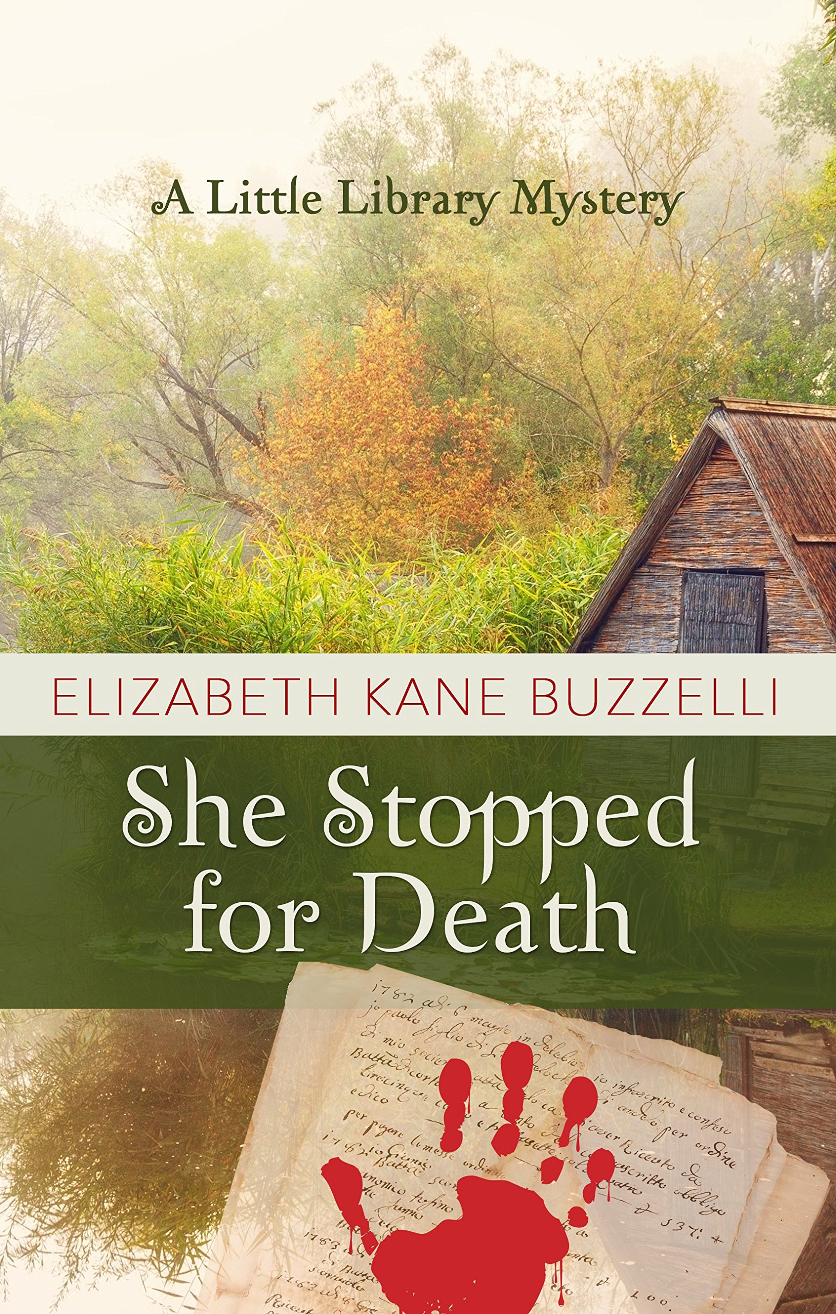Download She Stopped for Death (A Little Library Mystery) pdf