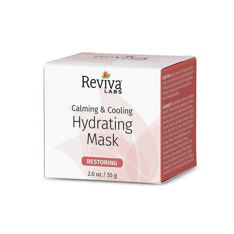Amazon.com: Reviva - Máscara hidratante para calmar y ...