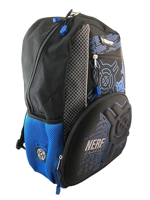 Amazon.com: Nerf – Mochila azul: Toys & Games
