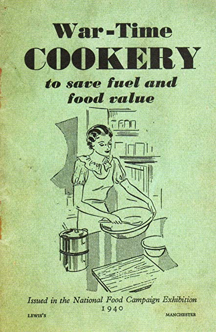 Ww2 replica reproduction war time cookery recipe booklet world war 2 ww2 replica reproduction war time cookery recipe booklet world war 2 forumfinder Image collections