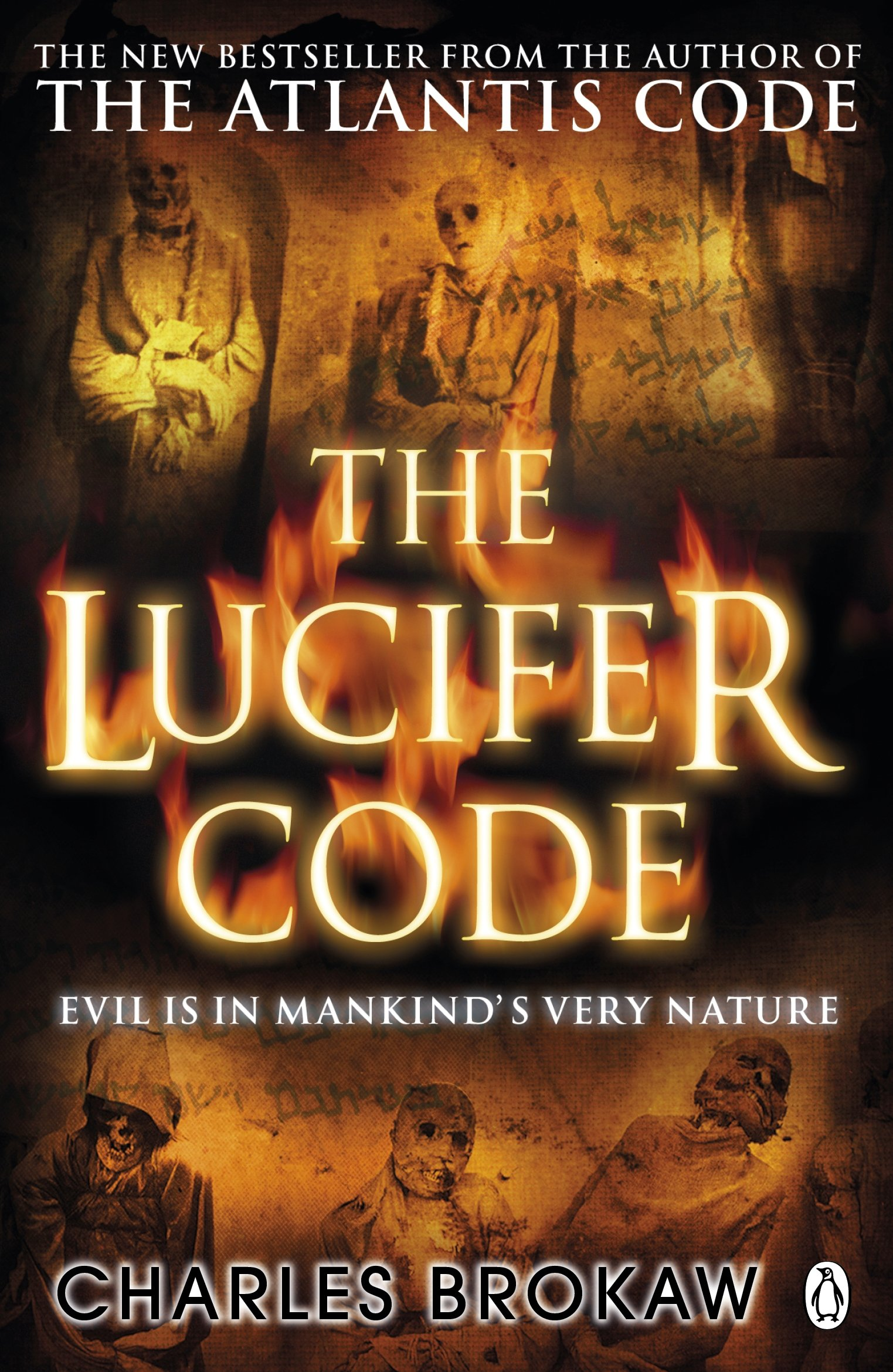 Lucifer Code Charles Brokaw product image