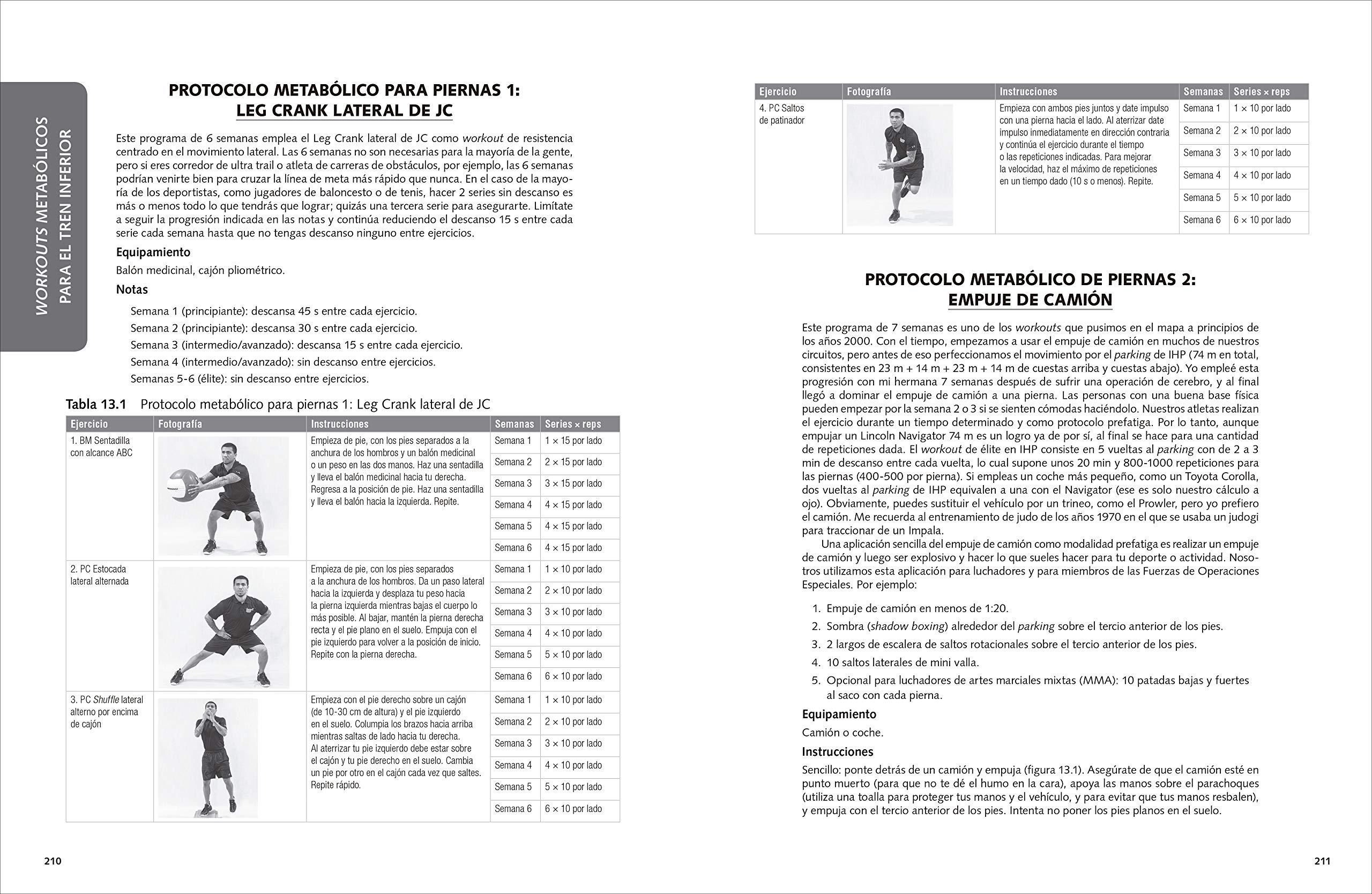 Entrenamiento funcional para transformar todo el cuerpo: Más de 100 workouts para mejorar la fuerza, el acondicionamiento físico y la funcionalidad.: Amazon.es: Santana, Juan Carlos, Aon, Justo, Manso de Zúñiga Spottorno, Guiomar: