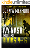 The Ivy Nash Thrillers: Books 4-6: Redemption Thriller Series 10-12 (Redemption Thriller Series Box Set)