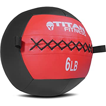 Titan Soft Wall Ball