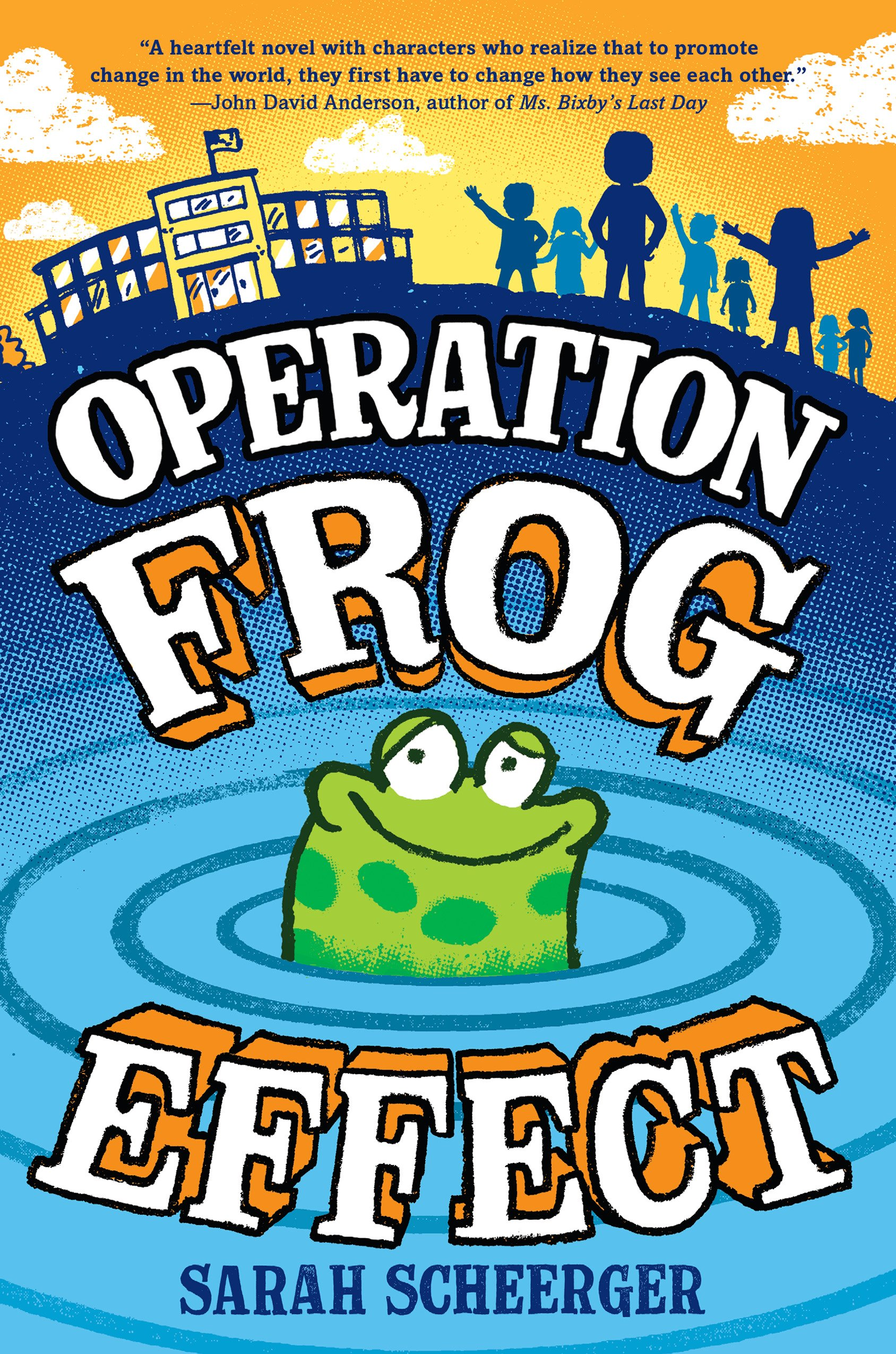 Image result for operation frog effect amazon