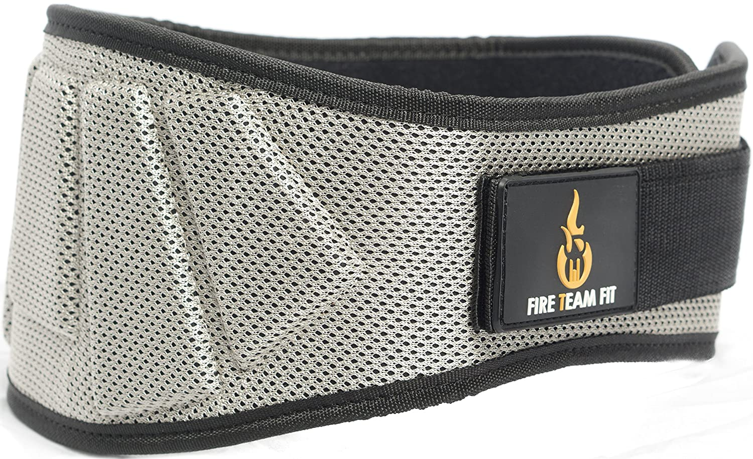 #1. Fire Team Fit Weightlifting Belt