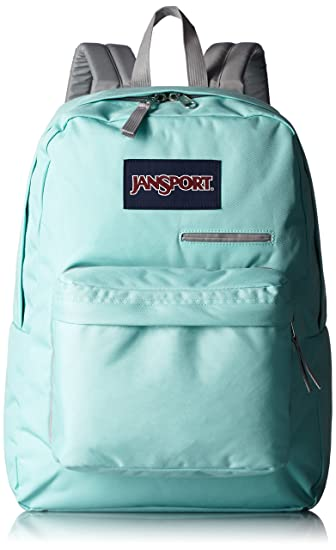 Amazon.com: JanSport Unisex Digibreak Aqua Dash Backpack ...