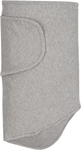 Miracle Blanket Swaddle Unisex Baby, Solid Grey