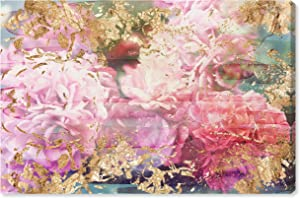 Oliver Gal 'Rose Rhapsody' The Floral and Botanical Wall Art Decor Collection Contemporary Premium Canvas Art Print