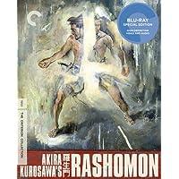 Akira Kurosawa's Rashomon (The Criterion Collection) [Blu-ray]