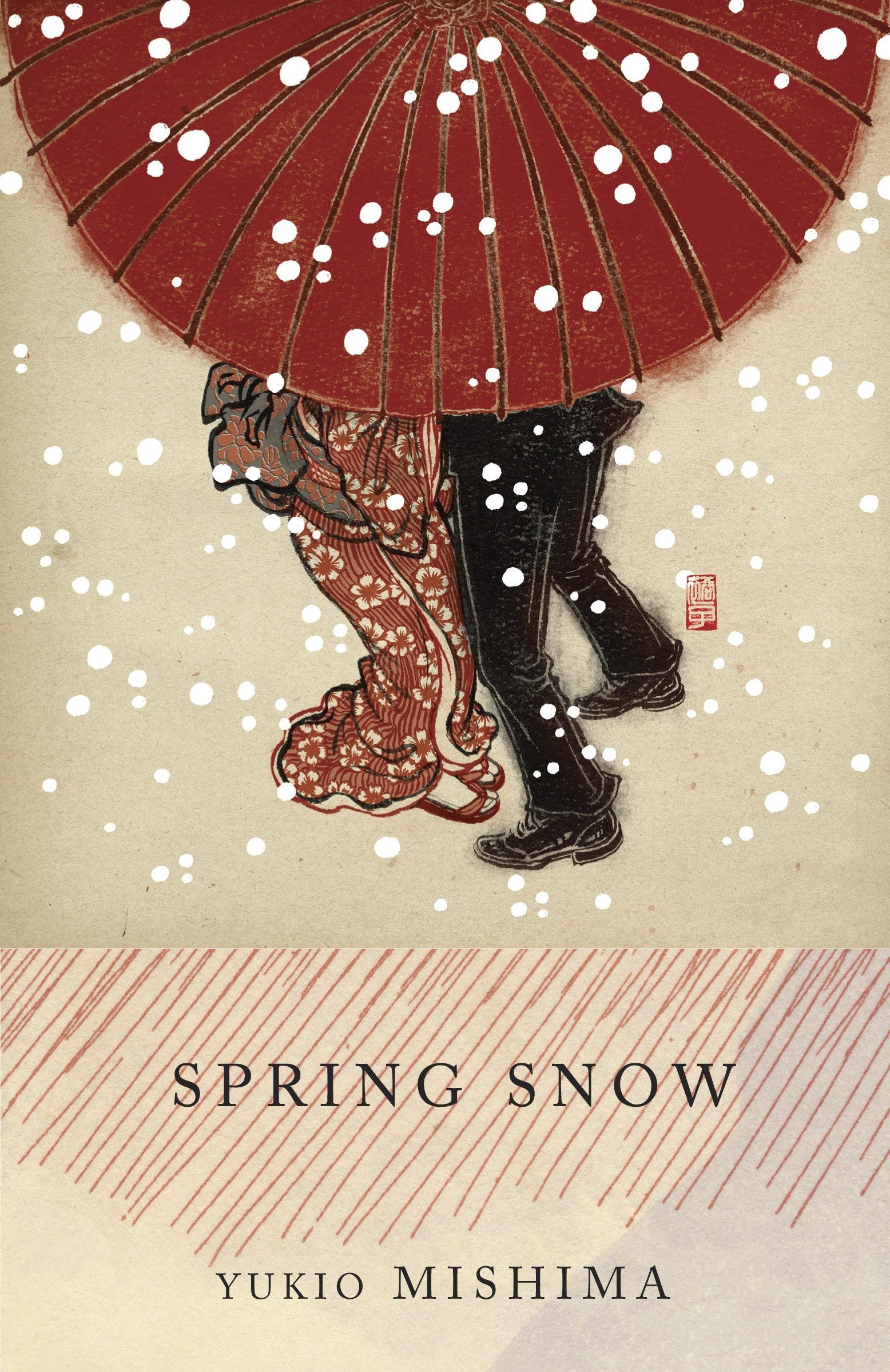 Amazon.com: Spring Snow: The Sea of Fertility, 1 (9780679722410): Mishima,  Yukio: Books