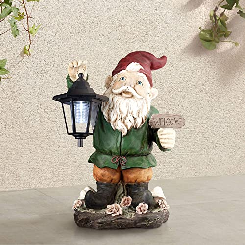 John Timberland Welcome Gnome