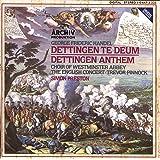 Handel: Dettingen Te Deum; Dettingen Anthem
