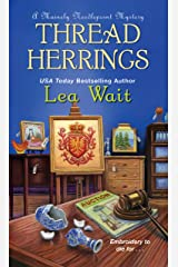 Thread Herrings (A Mainely Needlepoint Mystery Book 7) Kindle Edition