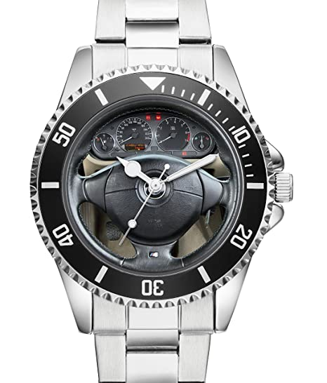 kiesenberg® Reloj pulsera con Cockpit Photo para BMW Z3 conductor 10025