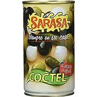 Sarasa Cóctel De Encurtidos En Aceite De Oliva