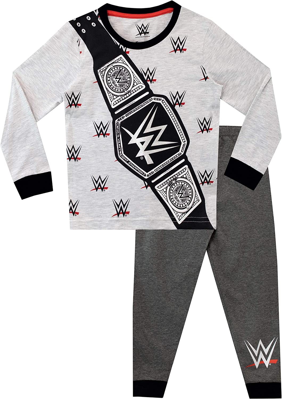 Boys WWE World Wrestling Entertainment Pyjamas 6 to 12 Years W17