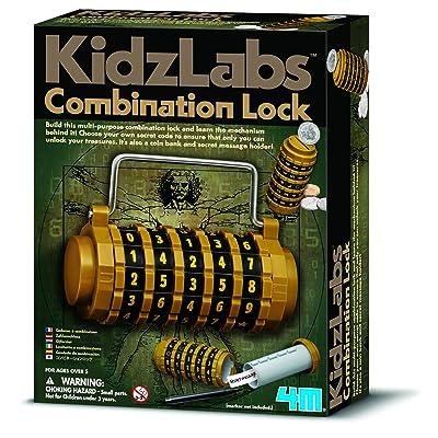 4m Kidz Labs Serrure à combinaison