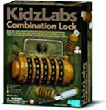 4M Combination Lock, juego educativo (004M3362)