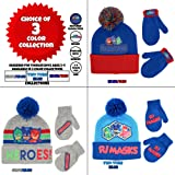 PJ Masks Boys' Toddler Assorted Characters Beanie