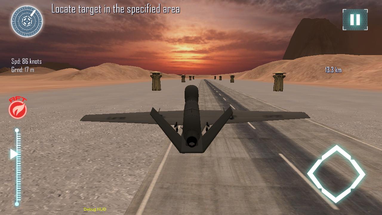 Drone Flight Simulator : Zombie Warfare 3D: Amazon com au