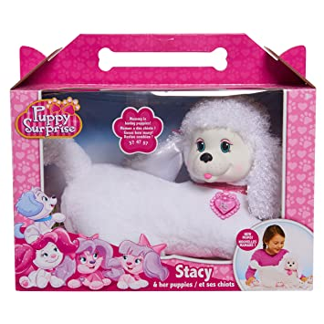 Puppy Surprise Giochi Preziosi pup005 Peluche Perro Stacy
