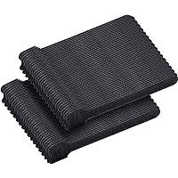 Meister Velcro-kabelbinders - 100 stuks in set - 100 x 12,5 mm - zwart - hersluitbaar - stabiel & waterbestendig…