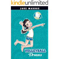 Volleyball Dreams (Jake Maddox Girl Sports Stories)