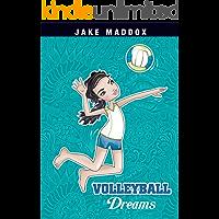 Volleyball Dreams (Jake Maddox Girl Sports Stories)