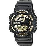 Casio Men's 'Heavy Duty' Quartz Resin Watch,...