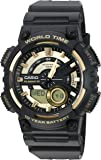 Casio Men's 'Heavy Duty' Quartz Resin Watch,...
