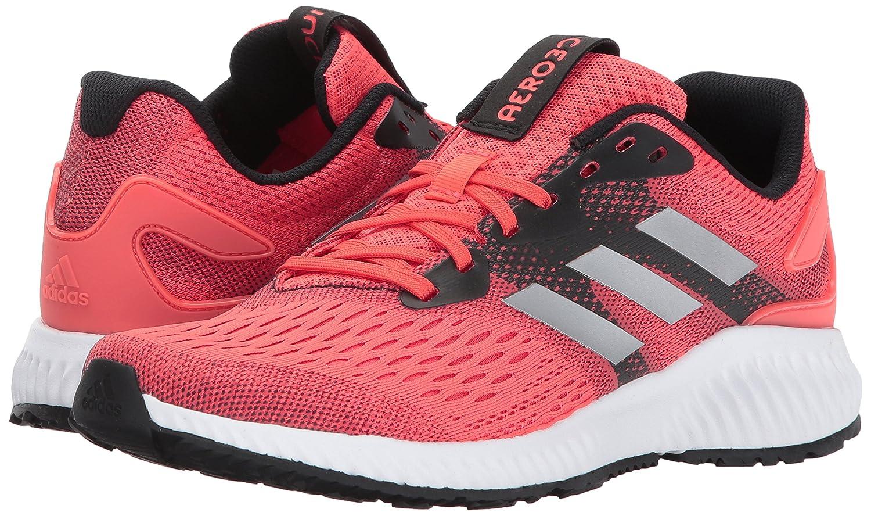adidas Women's Aerobounce W Running Shoe B01N1JOWYA 5.5 B(M) US Easy Coral/Metallic Silver/Tactile Red