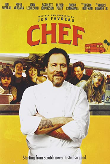 Amazon Com Chef Jon Favreau John Leguizamo Scarlett Johansson Sofia Vergara Robert Downey Jr Jon Favreau Movies Tv