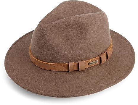 346235b49f602 Pendleton Men s Outdoorsman Rugged Fedora Hat at Amazon Men s ...