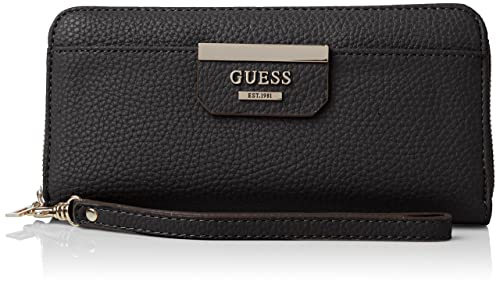 Guess Bobbi SLG Large Zip Around, Monedero para Mujer ...