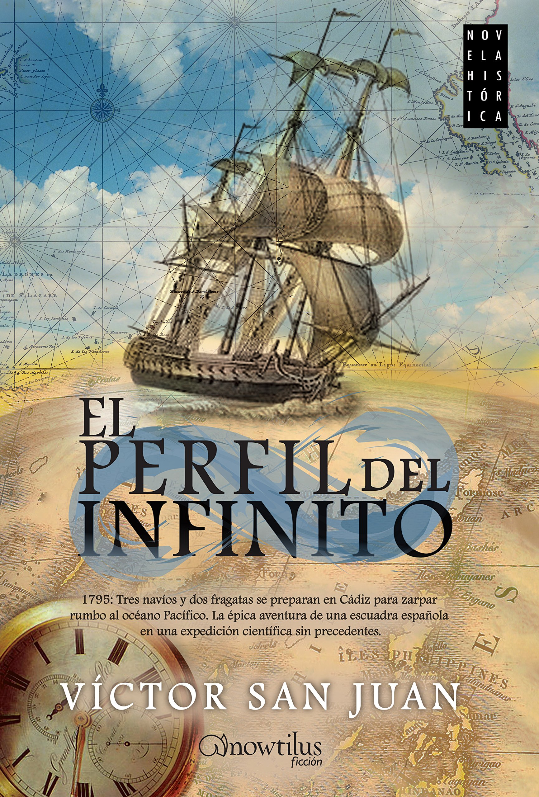 El perfil del infinito (Spanish) Paperback – 2016
