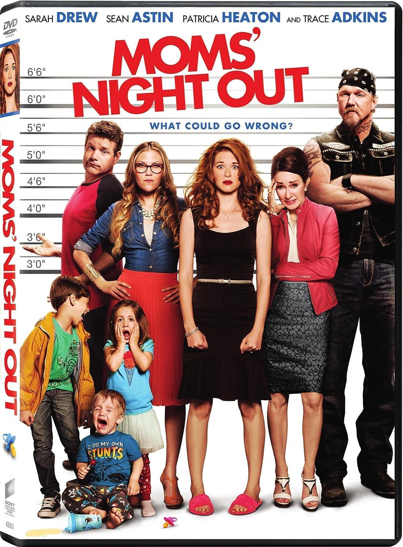 Amazon.com: Moms' Night Out: Astin, Sean, Heaton, Patricia, Drew, Sarah: Movies & TV