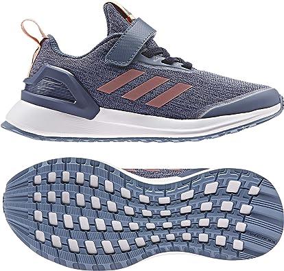adidas RapidaRun X El C, Zapatillas de Running Unisex niños: Amazon.es: Zapatos y complementos