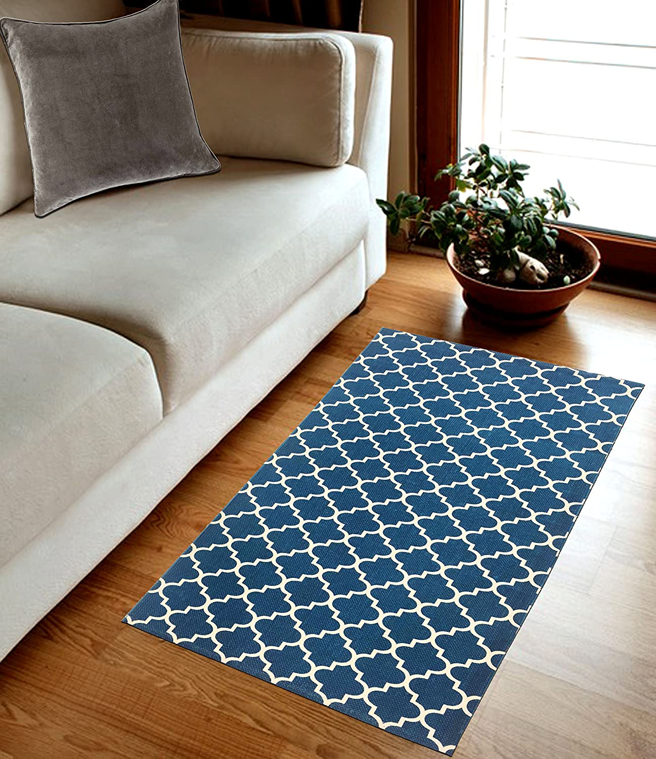 Home & Garden Area Rugs altany-zadaszenia.pl 27 x 45 Inches, Teal ...